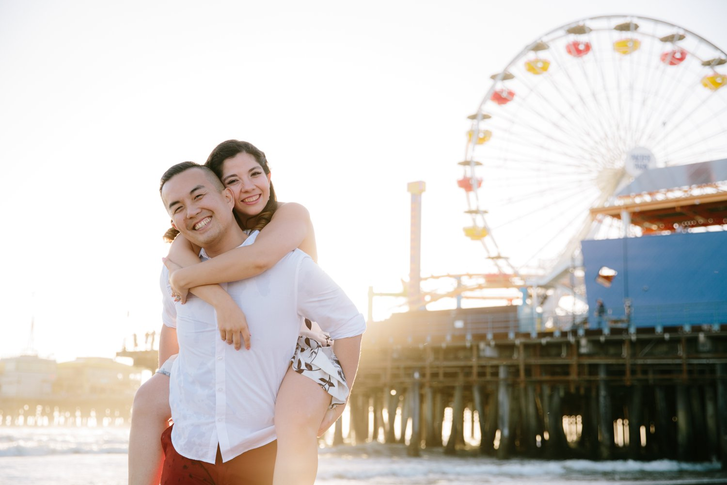 Santa Monica Engagement Kevin Le Vu Photography-44.jpg