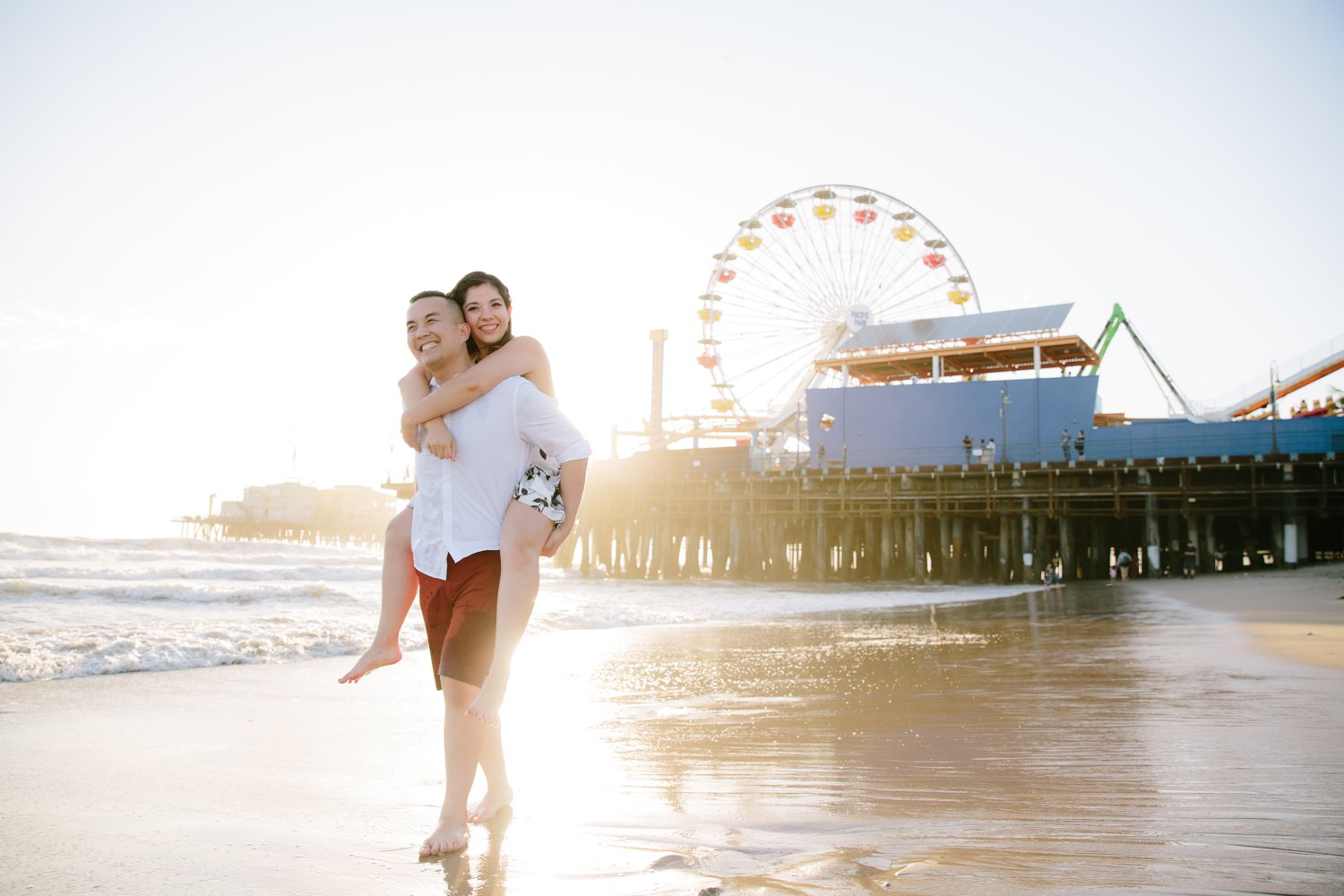 Santa Monica Engagement Kevin Le Vu Photography-45.jpg