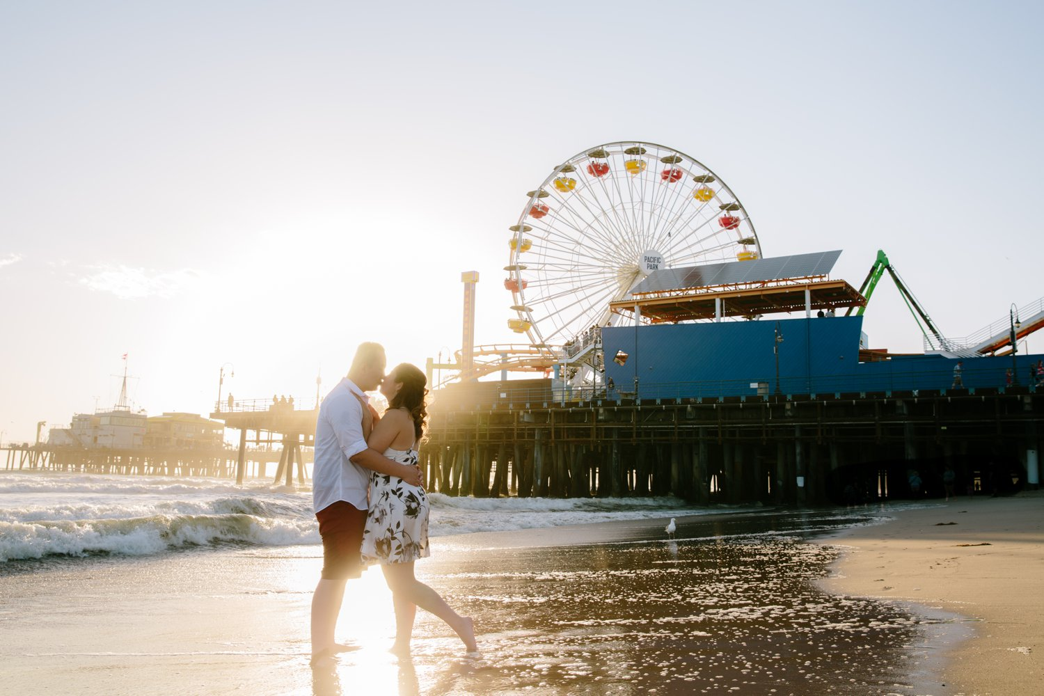 Santa Monica Engagement Kevin Le Vu Photography-47.jpg