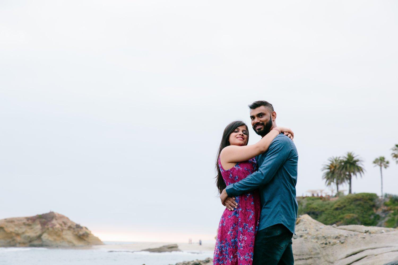 Indian Engagement Laguna Beach Kevin Le Vu Photography-23.jpg