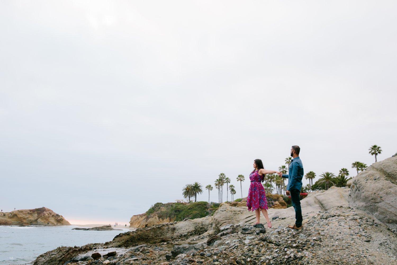 Indian Engagement Laguna Beach Kevin Le Vu Photography-25.jpg