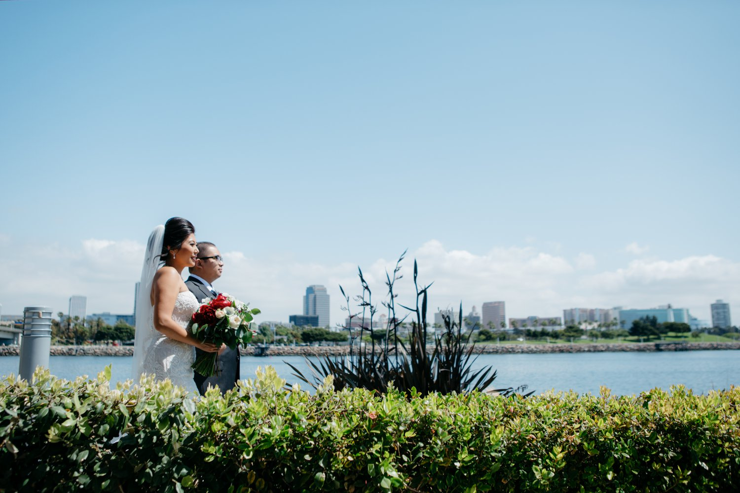 Maya Hotel Long Beach Wedding Kevin Le Vu Photography-76.jpg