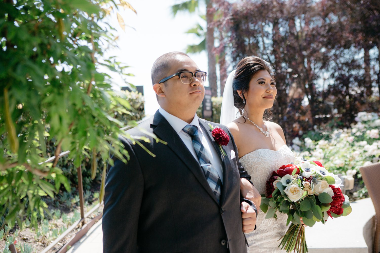 Maya Hotel Long Beach Wedding Kevin Le Vu Photography-77.jpg