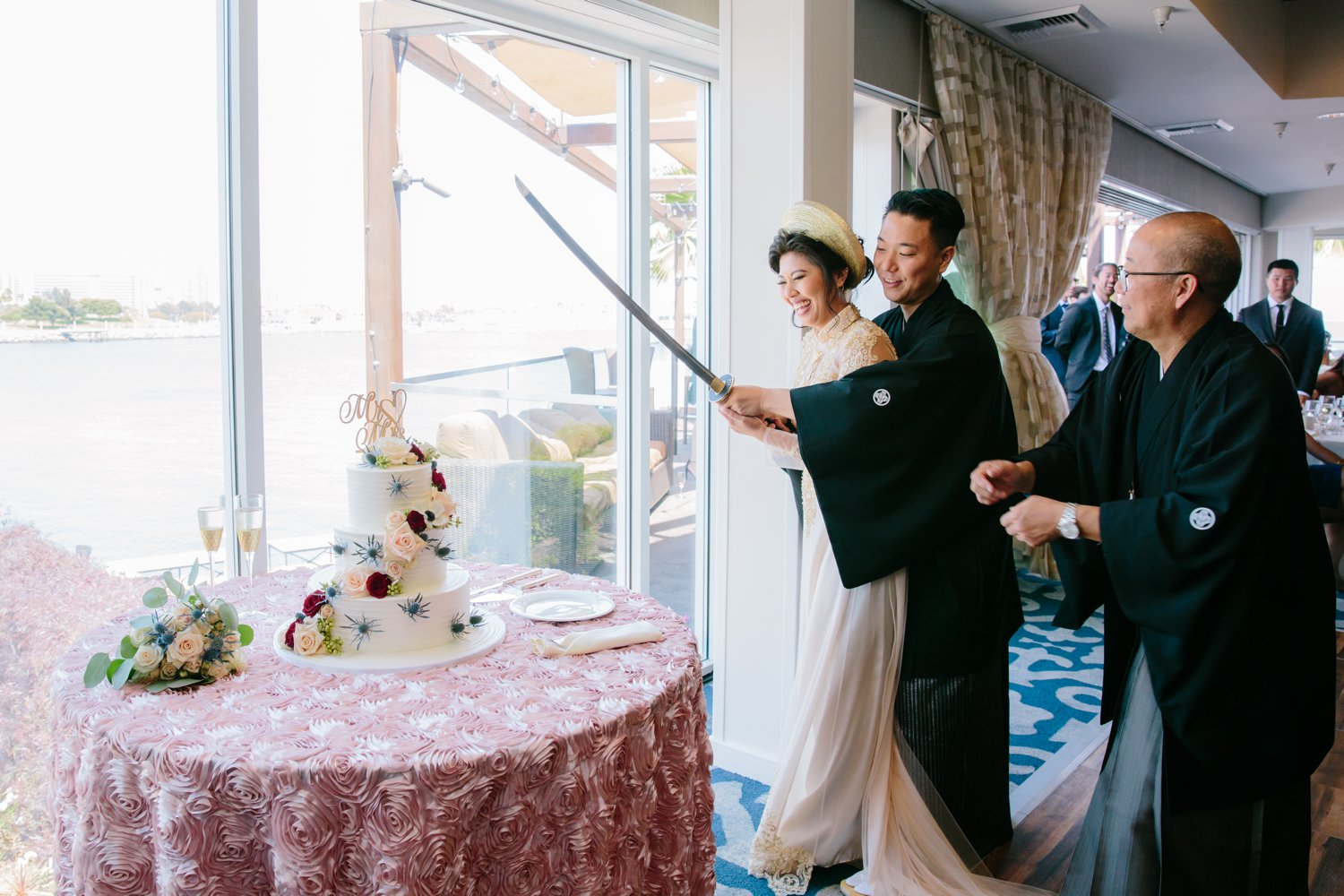 Maya Hotel Long Beach Wedding Kevin Le Vu Photography-159.jpg