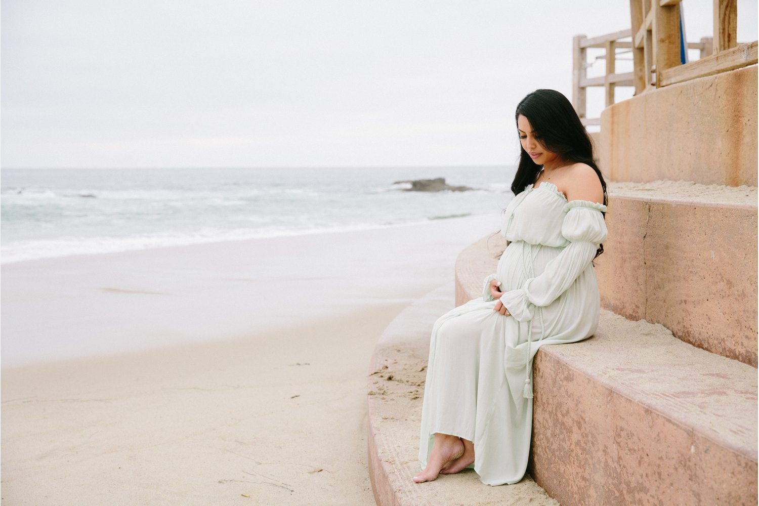 Laguna Beach Maternity Kevin Le Vu Photography-13.jpg
