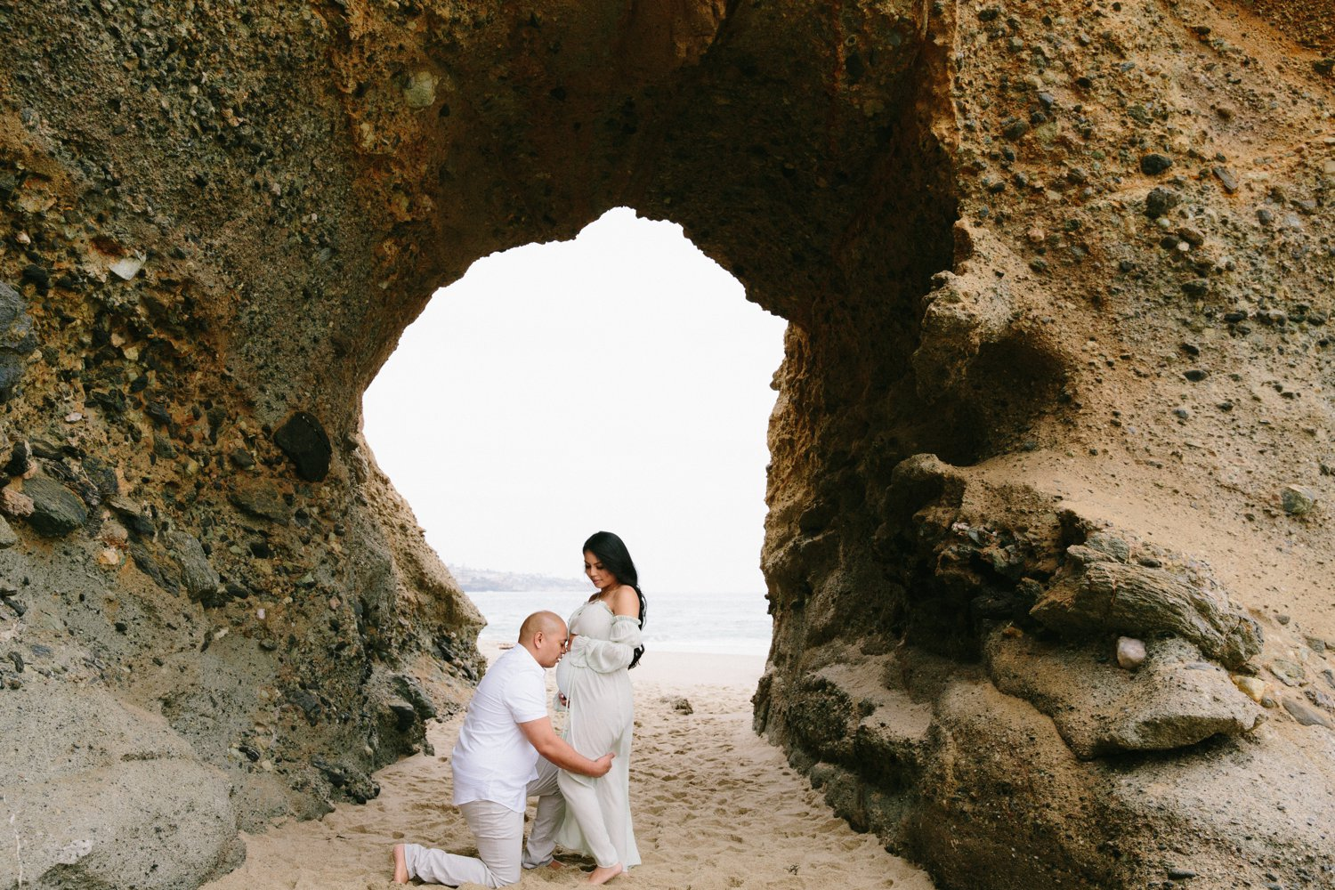 Laguna Beach Maternity Kevin Le Vu Photography-16.jpg