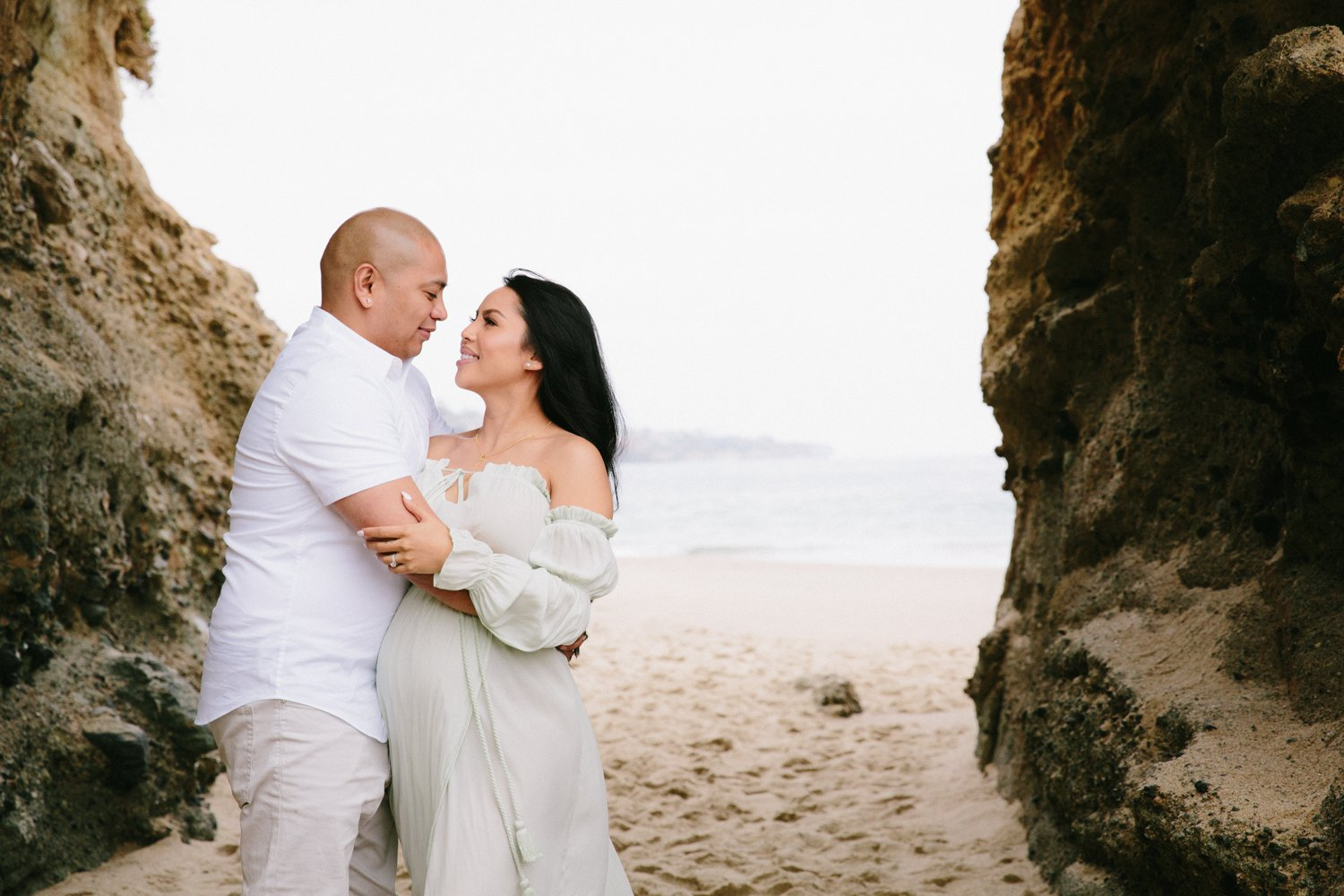 Laguna Beach Maternity Kevin Le Vu Photography-18.jpg