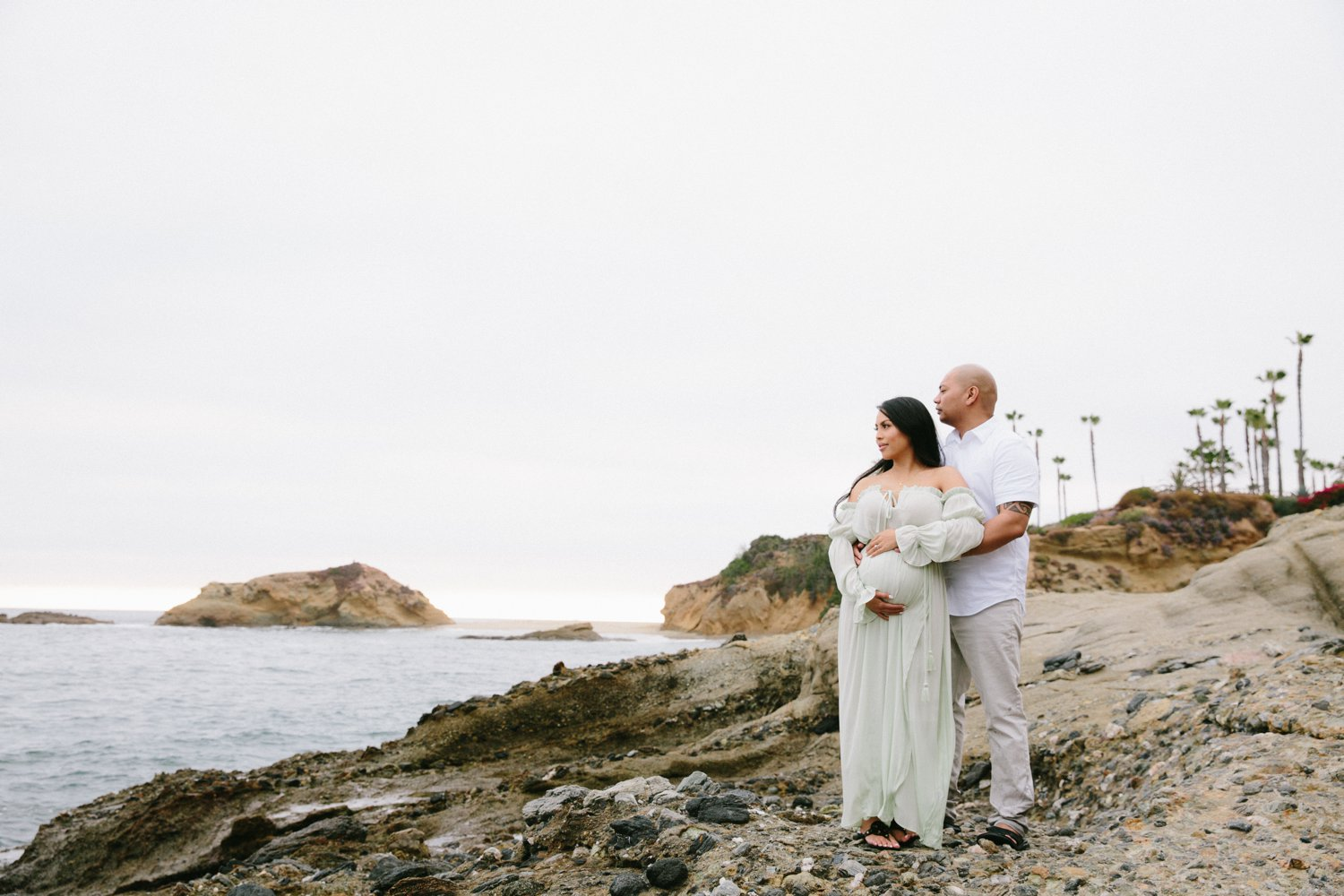 Laguna Beach Maternity Kevin Le Vu Photography-26.jpg