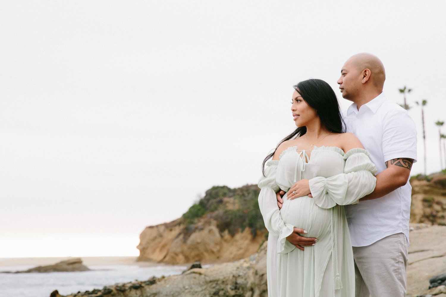 Laguna Beach Maternity Kevin Le Vu Photography-27.jpg