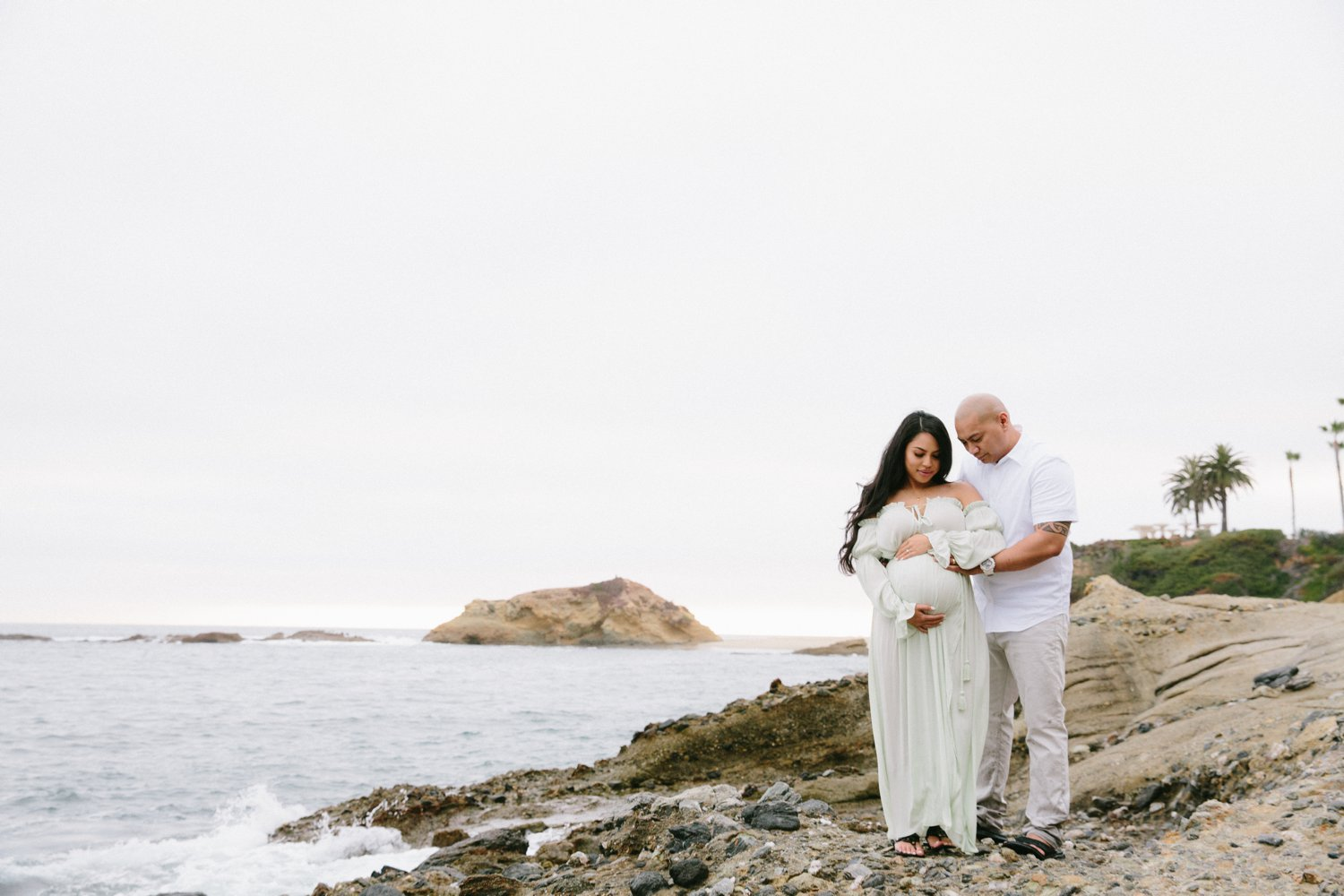 Laguna Beach Maternity Kevin Le Vu Photography-28.jpg