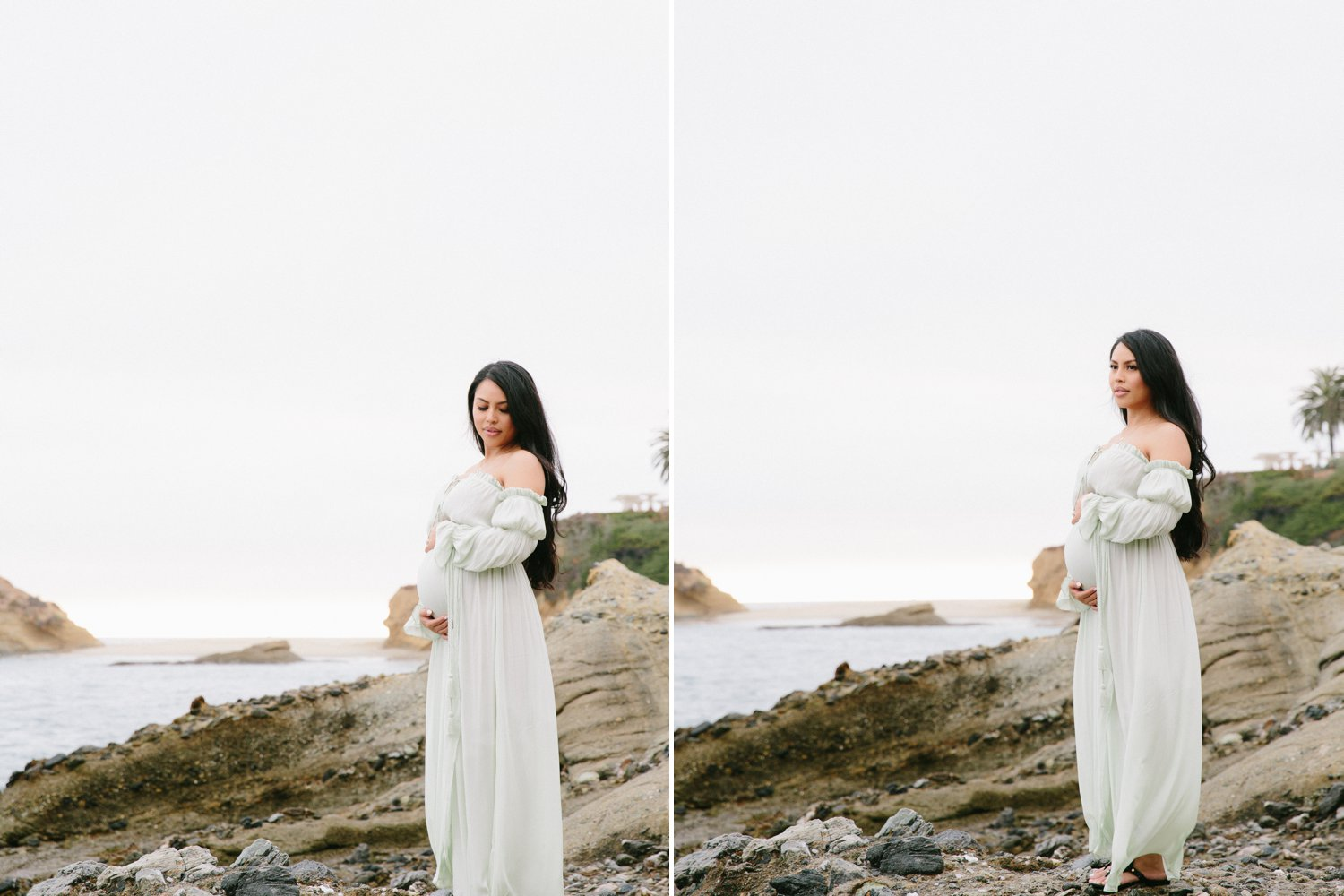 Laguna Beach Maternity Kevin Le Vu Photography-30.jpg