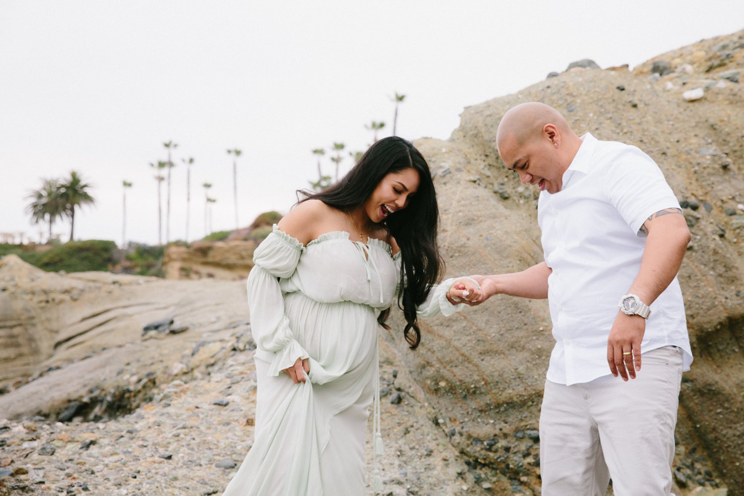 Laguna Beach Maternity Kevin Le Vu Photography-32.jpg