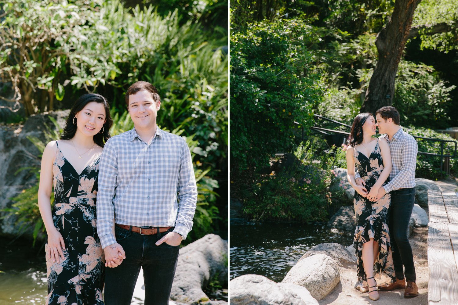 Disney Concert Hall Engagement Kevin Le Vu Photography-4.jpg