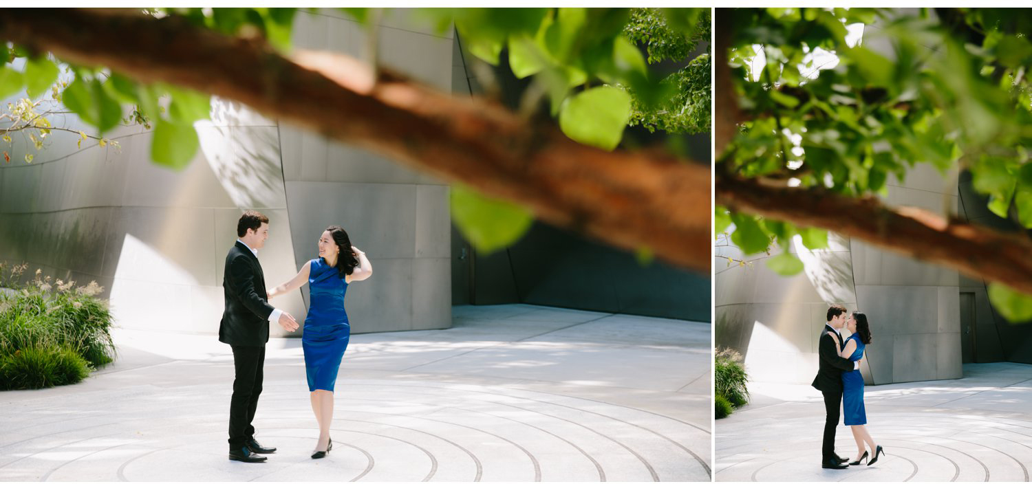 Disney Concert Hall Engagement Kevin Le Vu Photography-20.jpg