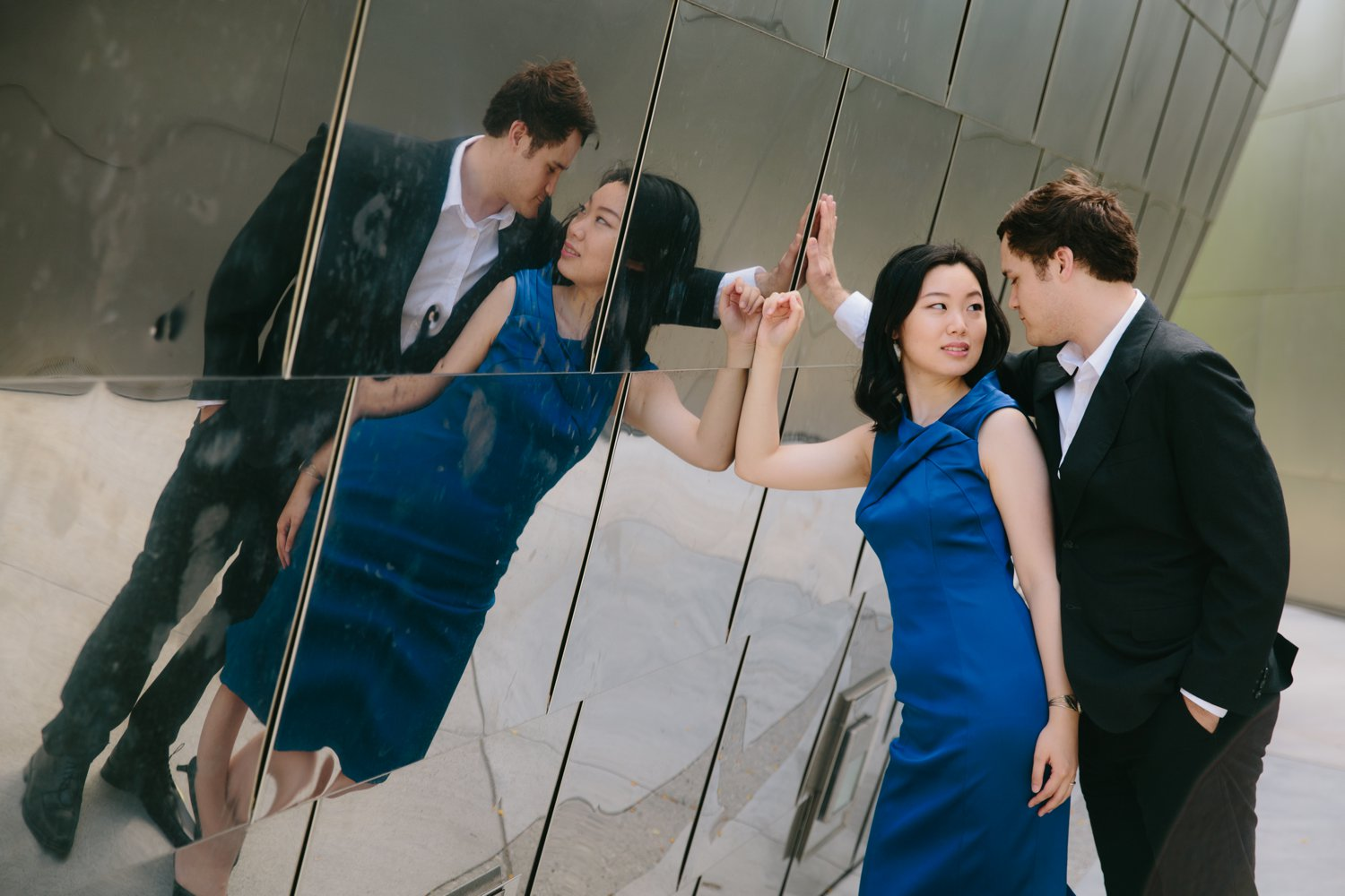 Disney Concert Hall Engagement Kevin Le Vu Photography-25.jpg