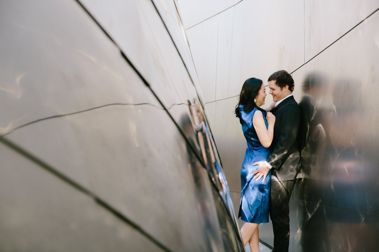 Disney Concert Hall Engagement Kevin Le Vu Photography-27.jpg