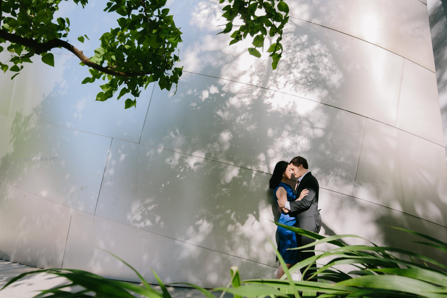 Disney Concert Hall Engagement Kevin Le Vu Photography-29.jpg