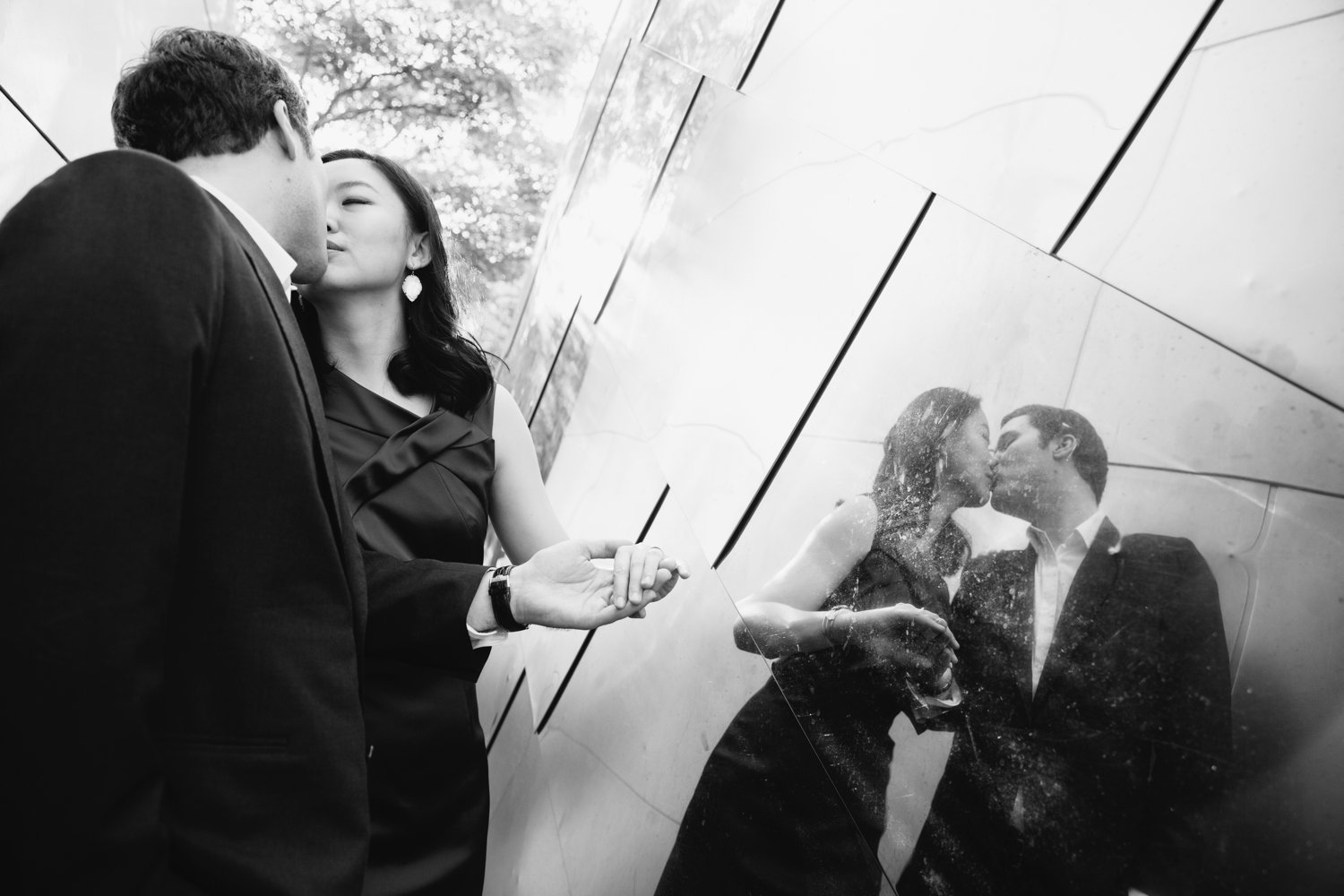 Disney Concert Hall Engagement Kevin Le Vu Photography-36.jpg