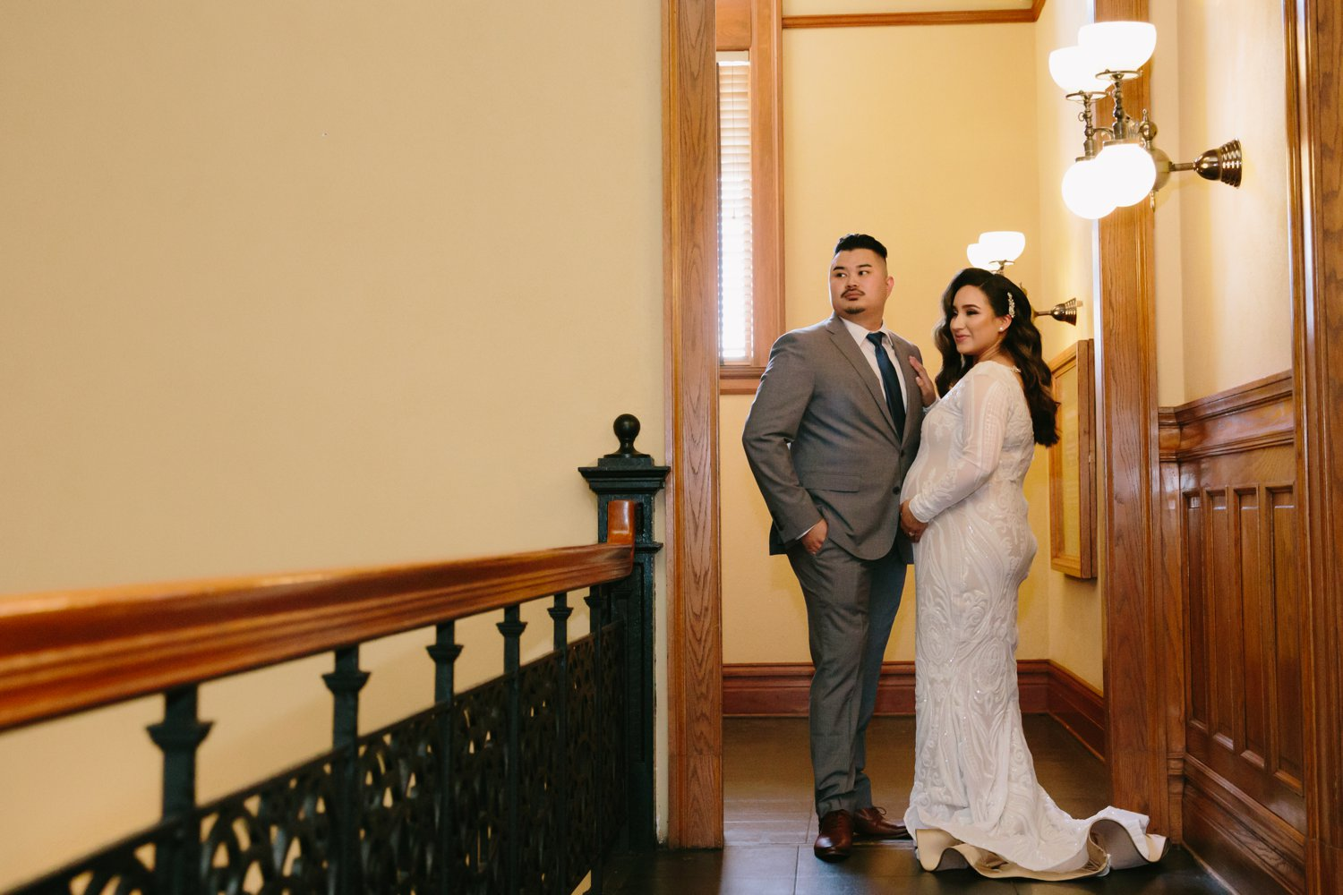 Old Orange County Courthouse Wedding Kevin Le Vu Photography-34.jpg