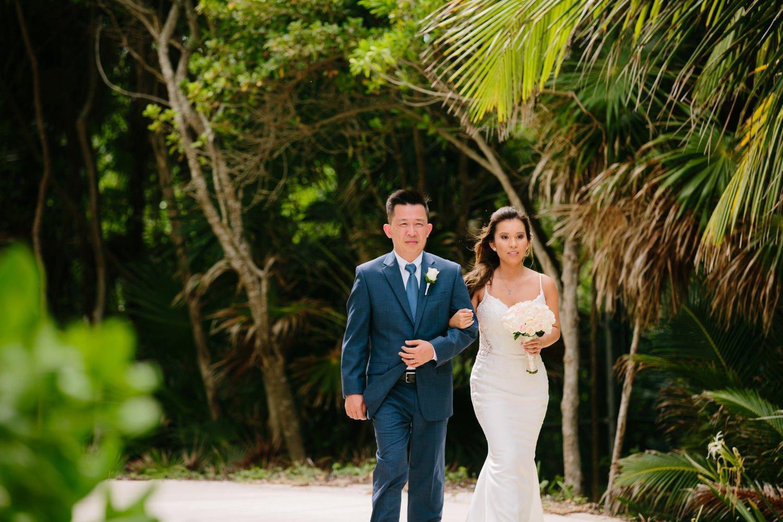 Destination Cancun Wedding Unico 2087 Riviera Maya Mexico Kevin Le Vu Photography-65.jpg