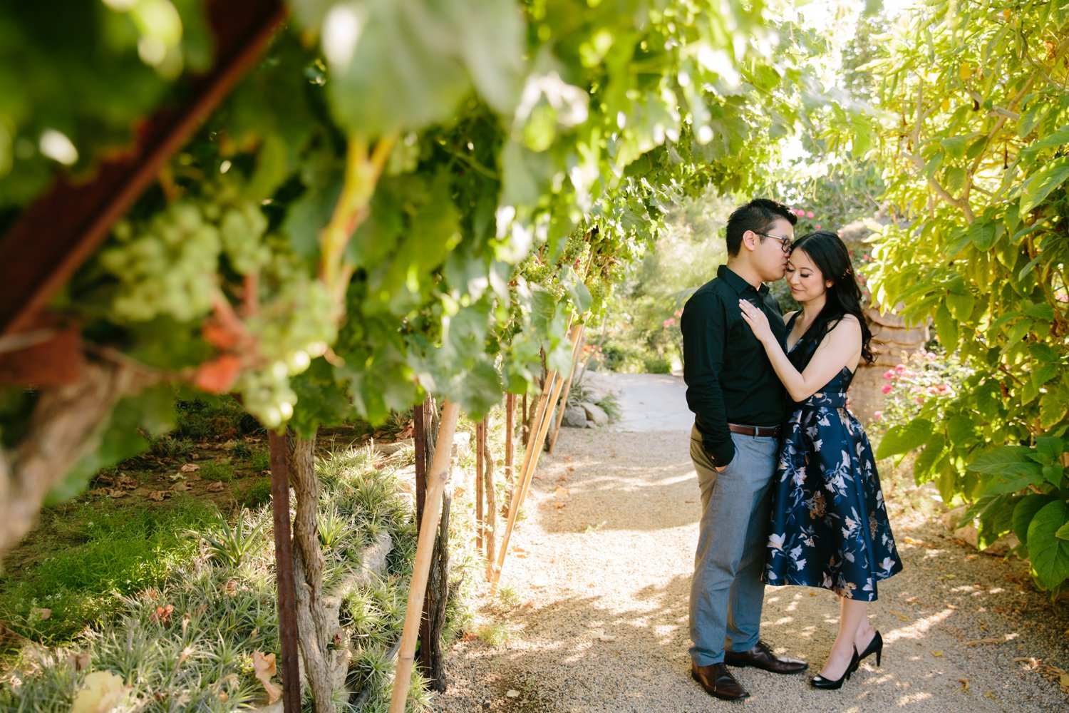 Newport Beach Vineyards Engagement Kevin Le Vu Photograhpy-19.jpg