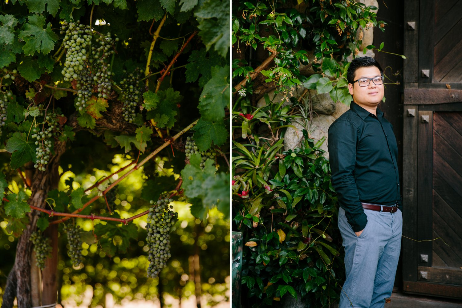 Newport Beach Vineyards Engagement Kevin Le Vu Photograhpy-20.jpg