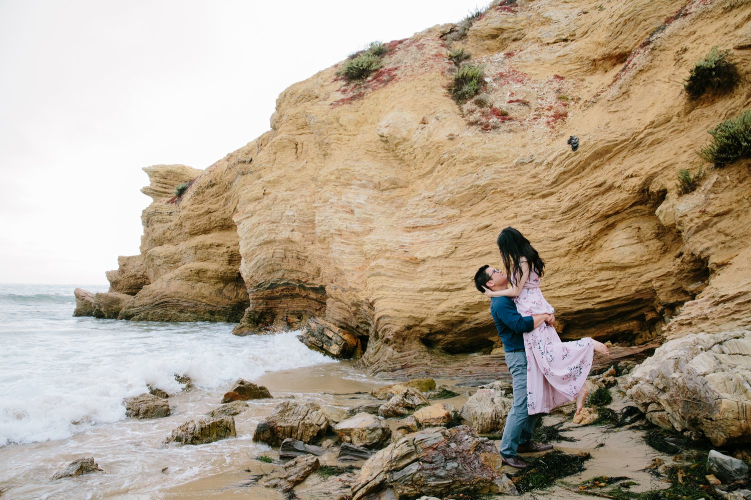 Newport Beach Vineyards Engagement Kevin Le Vu Photograhpy-49.jpg