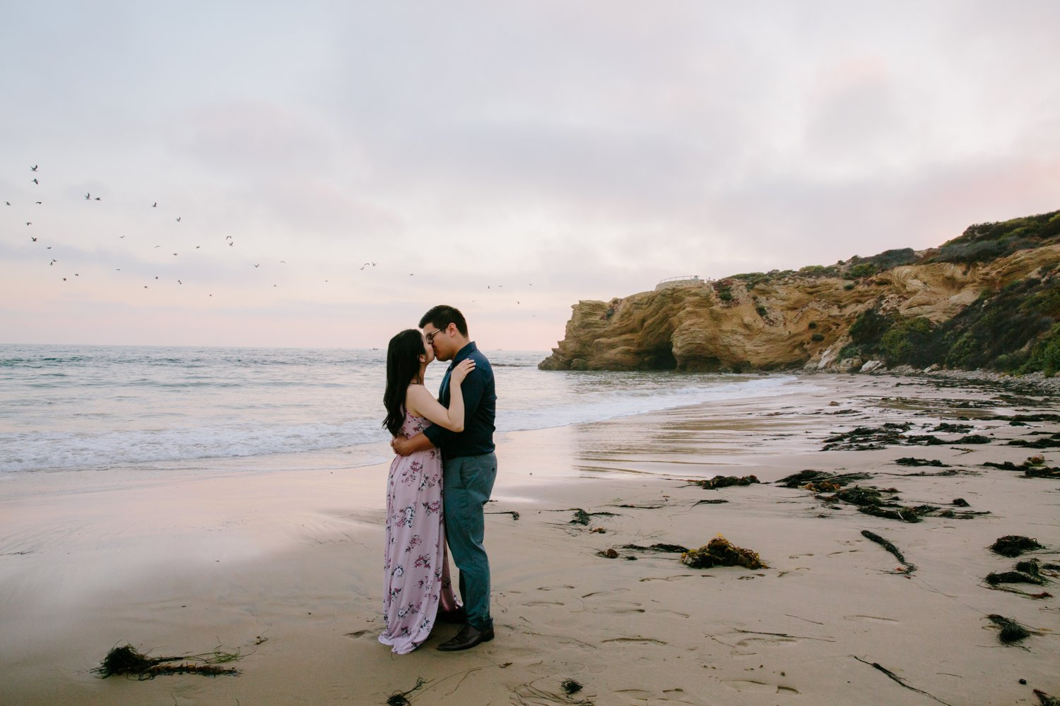 Newport Beach Vineyards Engagement Kevin Le Vu Photograhpy-54.jpg