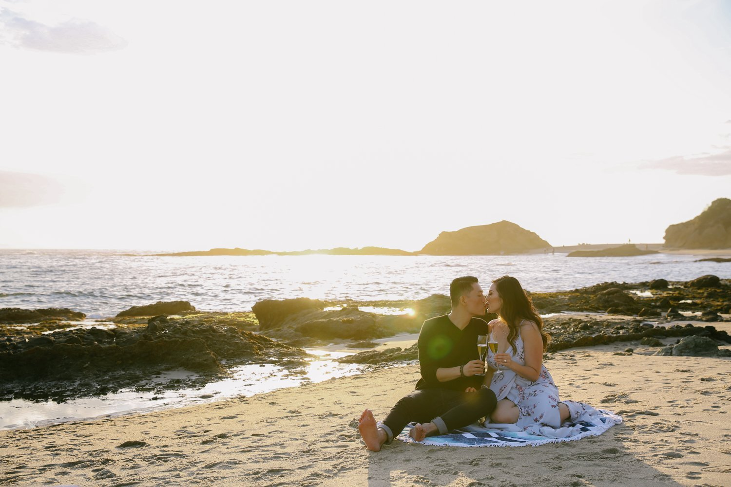 Montage Laguna Beach Engagement Kevin Le Vu Photography-15.jpg
