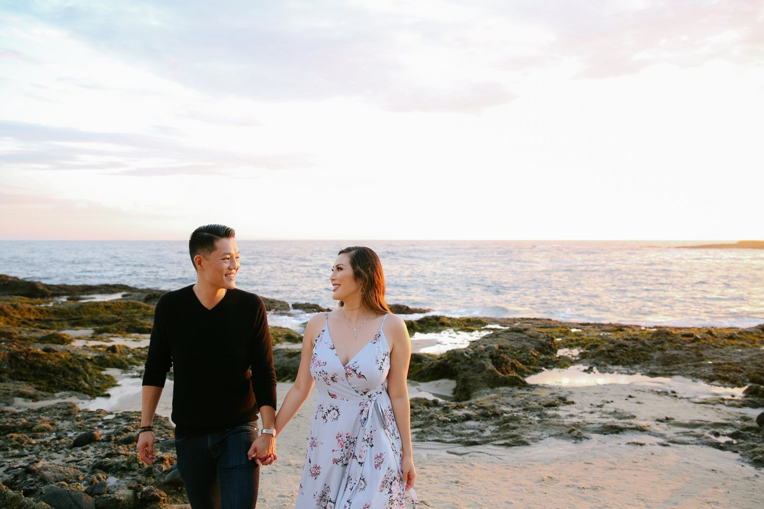 Montage Laguna Beach Engagement Kevin Le Vu Photography-21.jpg
