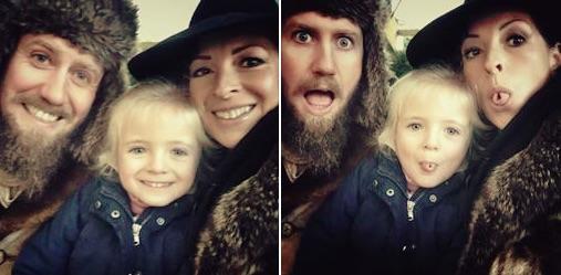 Tom, Becky & Hete