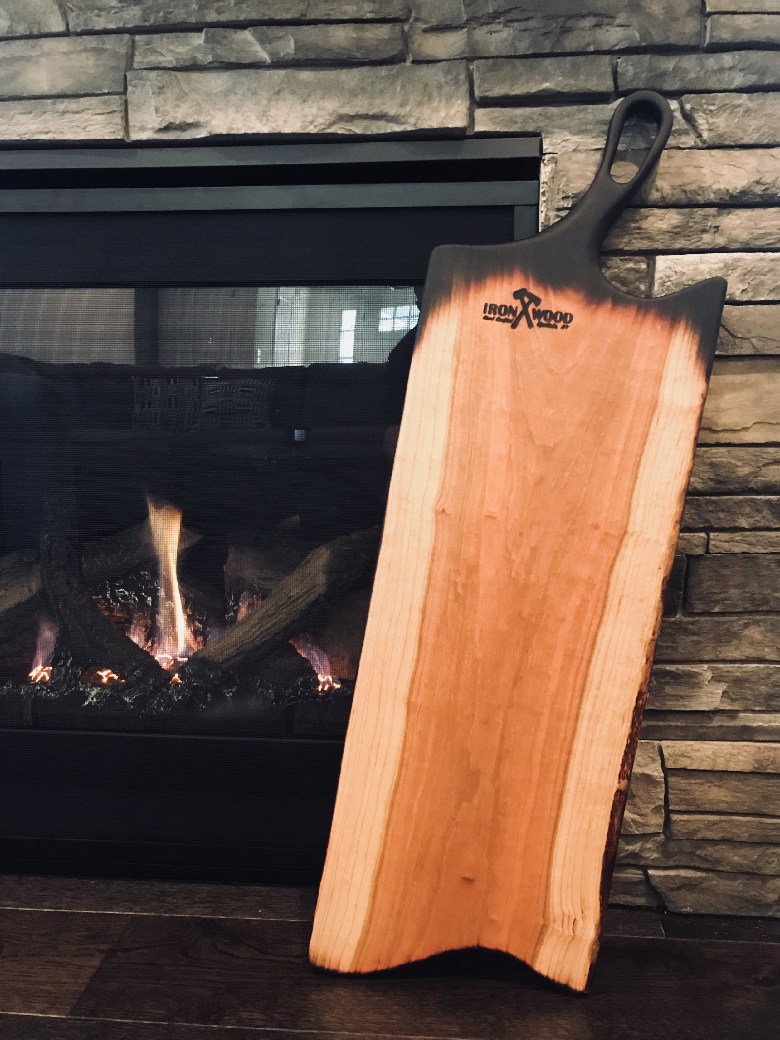 Burnt Handle Charcuterie Board