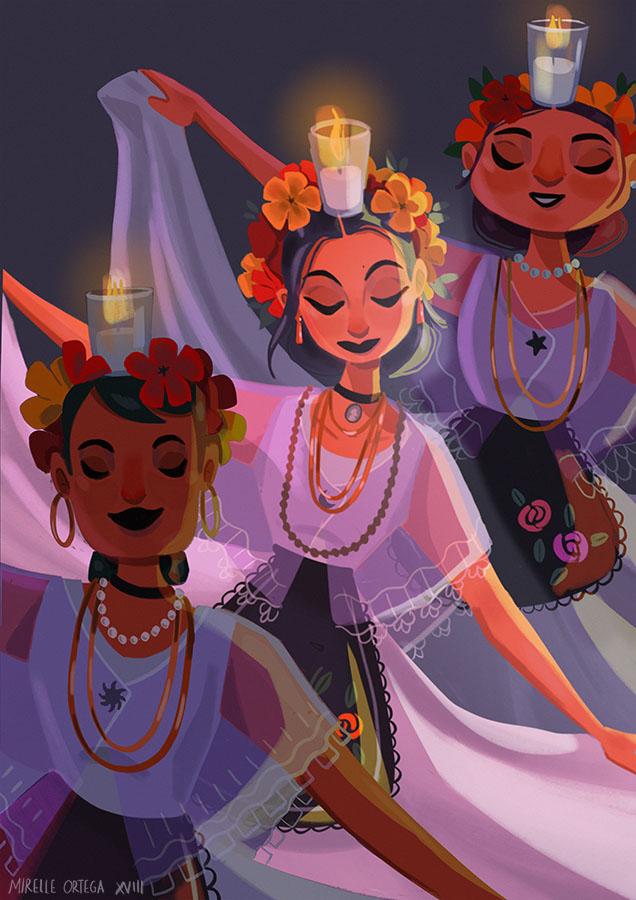 Follow Mirelle Ortega's work by clicking the following links! - Website: https://www.mirelleortega.comTwitter: https://twitter.com/moxvi_Instagram: https://www.instagram.com/msmirelle/Mirelle Ortega is represented by the Bright Agency:https://thebrightagency.com/us/childrens/artists/mirelle-ortega