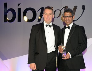 PROMS 2.0 WINS THE  BIONOW  HEALTHCARE PROJECT OF THE YEAR   2013