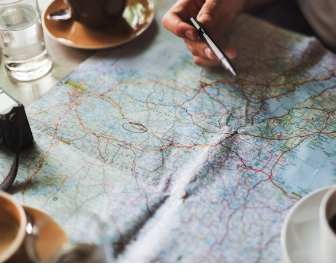 Where will your compass take you? -