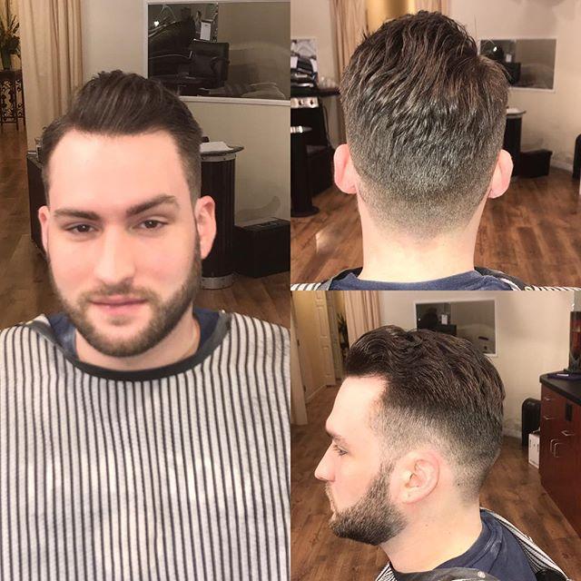 Hair Force 1 #hair  excellence #ovalofficebarbers.com #Hutch & Harris #downtownwinstonsalem
