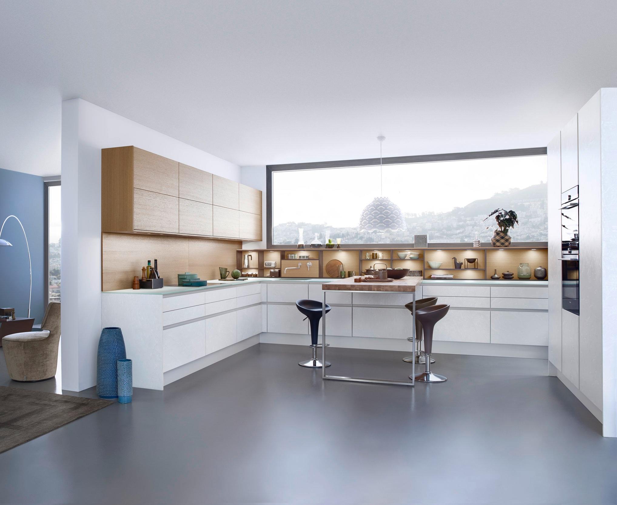 Modern Leicht Kitchen