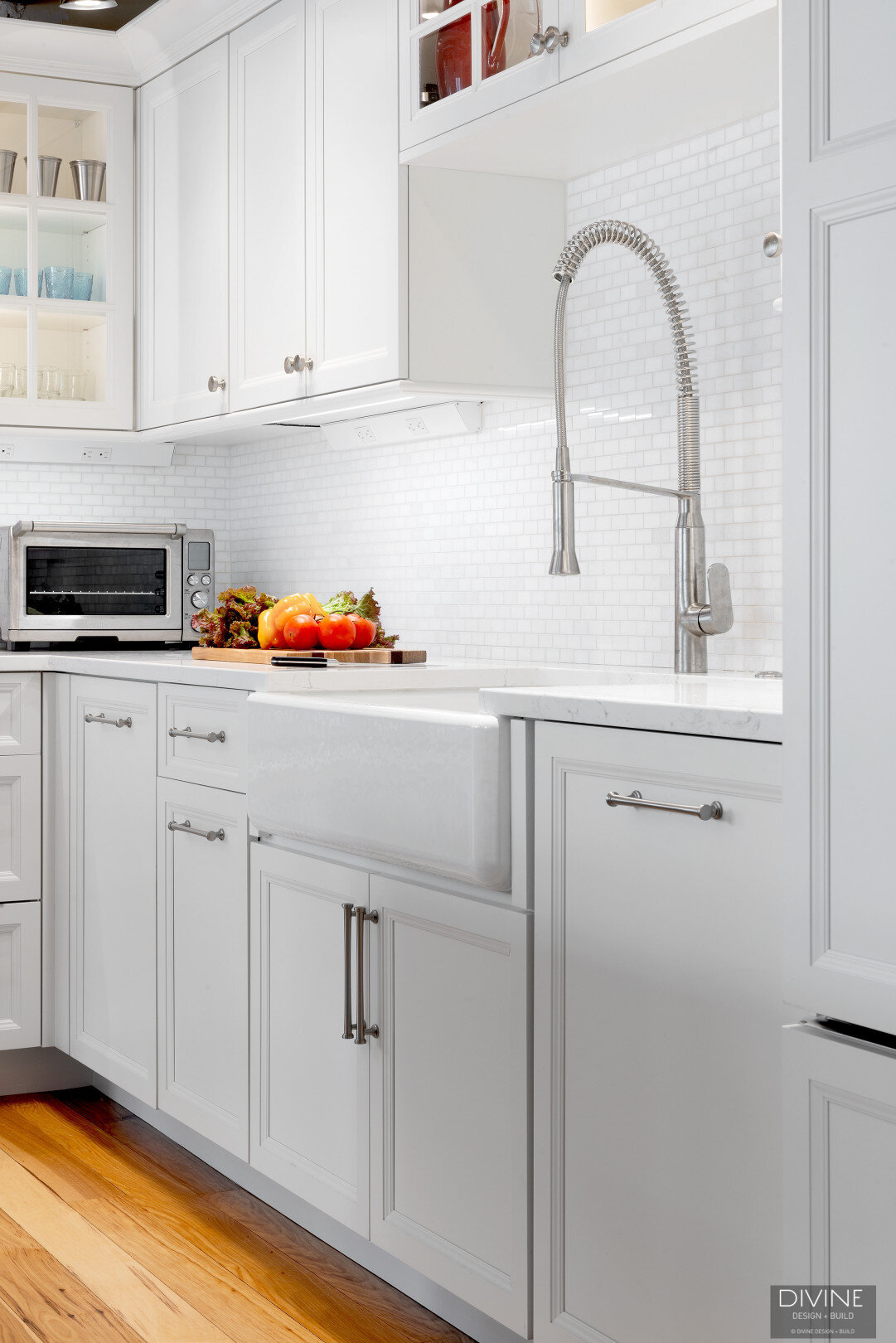 - Boston Charlestown Traditional Transitional Kitchen — Divine