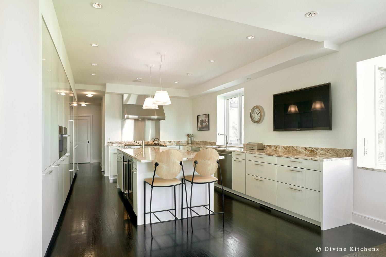 Boston Modern Contemporary Leicht Kitchen Marble Divine Design Center
