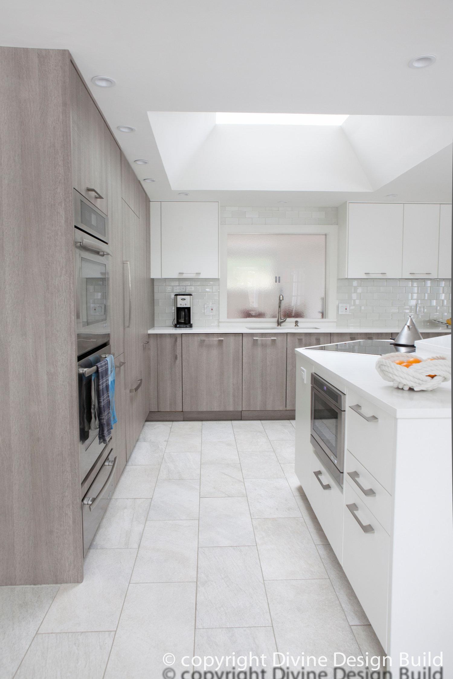 Boston Lexington Modern Leicht Kitchen With Bench Seat Divine Design Center