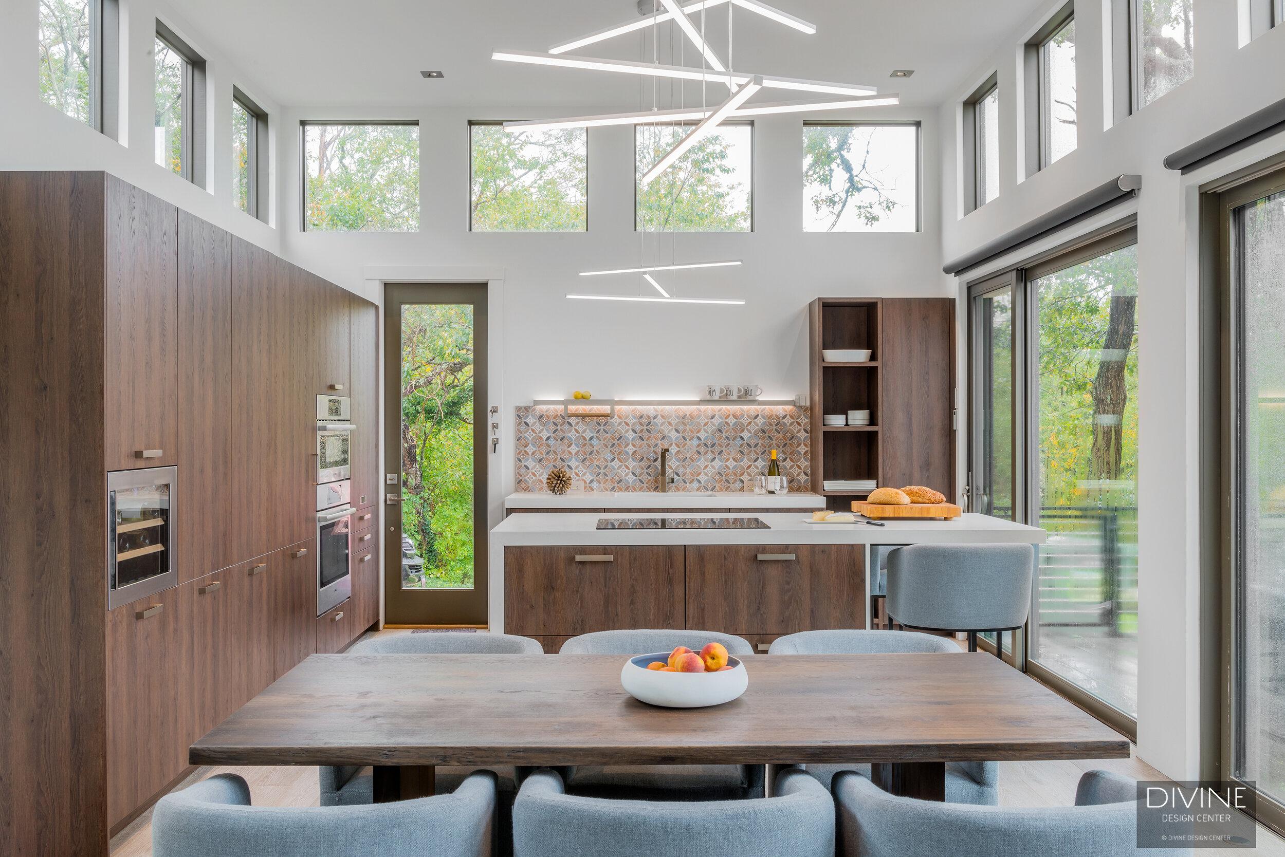 Modern Kitchens Divine Design Center