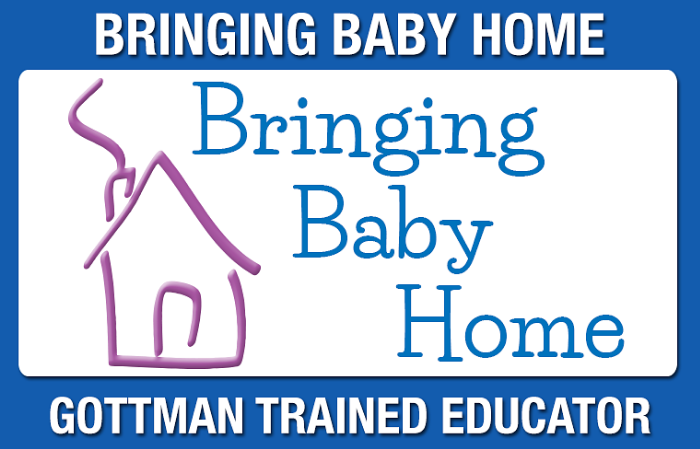 Gottman Trained Educator offering Bringing Baby Home Workshops and private coaching