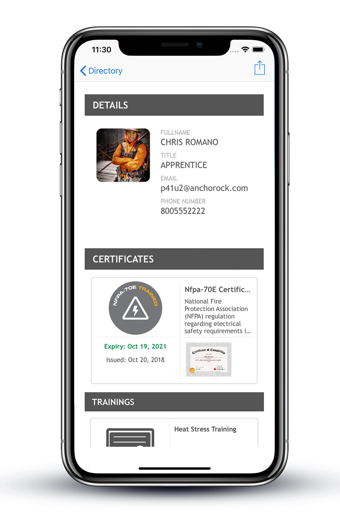 AnchoRock Certification& Training iPhone.png
