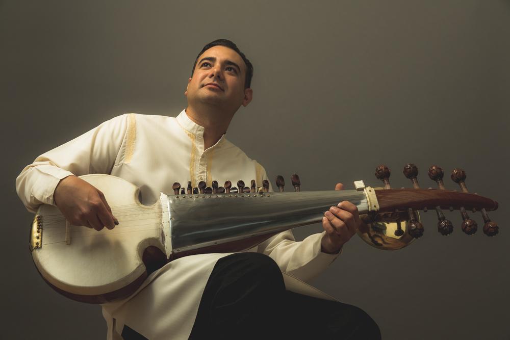 Alam Khan, Sarode & Composer