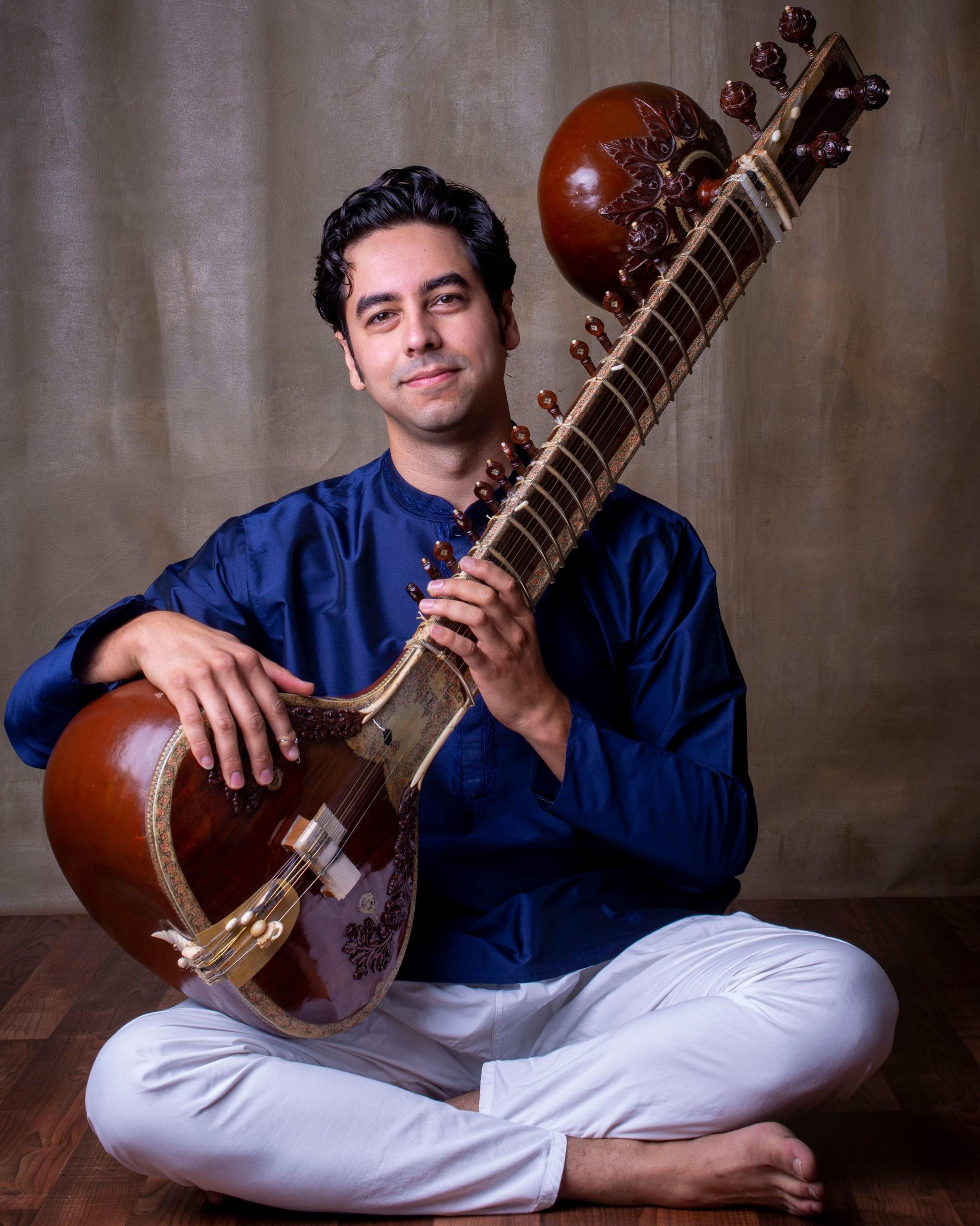 Arjun Verma, Sitar & Composer