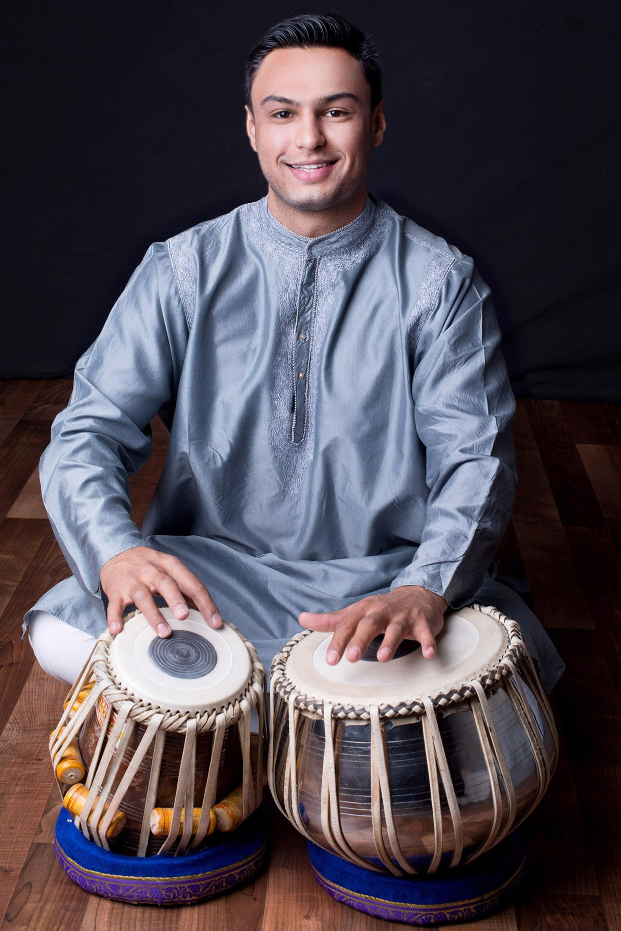 Nilan Chaudhuri, Tabla