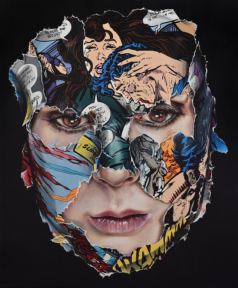 La Cage et cette larme qui vit dans mon âme_48x40.jpg