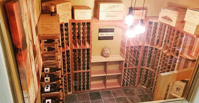 Last week we featured a wine cellar that came out to be little over 625 wine bottles.  What is your favorite select choice in wine for Valentine's?