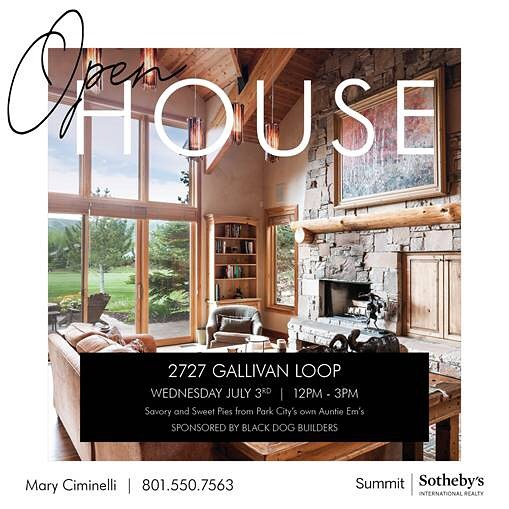 Come visit us tomorrow from 12-3pm. 2727 Gallivan Loop.  Refreshments by @auntieemsbakedgoods With @maryciminellirealtor