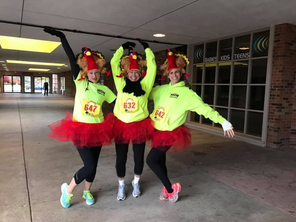 2018 St. Clair Turkey Trot
